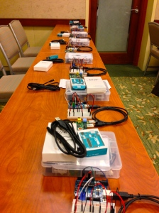 M2M hardware kits
